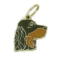 pet tags MjavHov - GORDON SETTER
