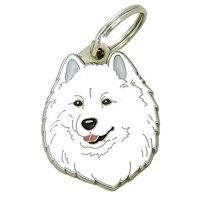 pet tags MjavHov - SAMOYED