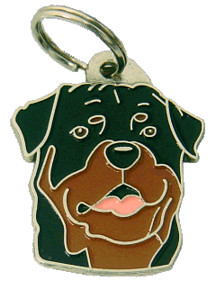 pet tag-ROTTWEILER