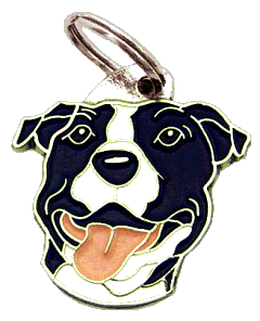 pet tag-AMERICAN STAFFORDSHIRE TERRIER