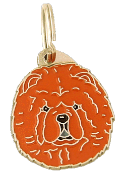 pet tag-CHOW CHOW